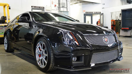2014 Cadillac CTS-V Coupe | Stage 5 Cadillac CTS-V