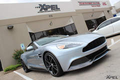 2009 Aston Martin Vantage with XPEL ULTIMATE