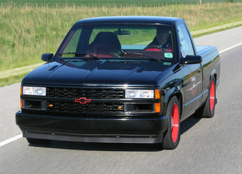 1990 Chevrolet C/K 1500 Series | Banks 'Rat Rod' Shop Truck - Rolling Clean