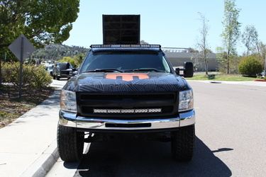 2013 Chevrolet Silverado 1500 | Mike Montgomery Mongoose Truck