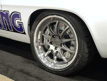 The Viking Performance Berserker Camaro on Forgeline GZ3 Wheels