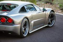 Falcon F7 on Forgeline SC3C Concave Wheels