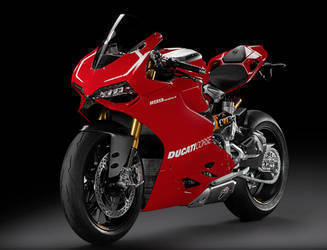 Panigale 1199 Built by Boulder Motorsports