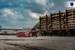 Custom Nissan Maxima - Log Views