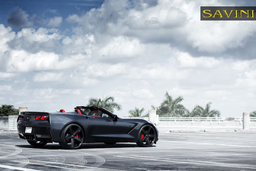 2014 Chevrolet Corvette Stingray | '14 C7 Corvette by MC Customs