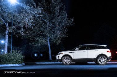 2013 Land Rover Range Rover Evoque | '13 Range Rover Evogue on Concept One RS-10's