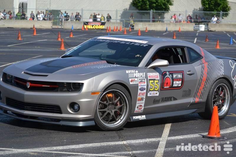 2010 Chevrolet Camaro   Danny Popp Wins Goodguys Nashville All American Class on Forgeline GA3 Wheels