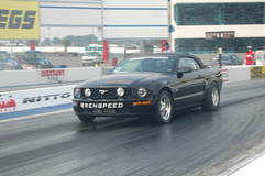 '08 Ford Mustang Dragster