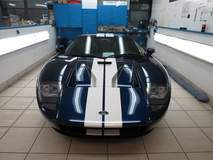 Ford GT with XPEL ULTIMATE self-healing clear bra