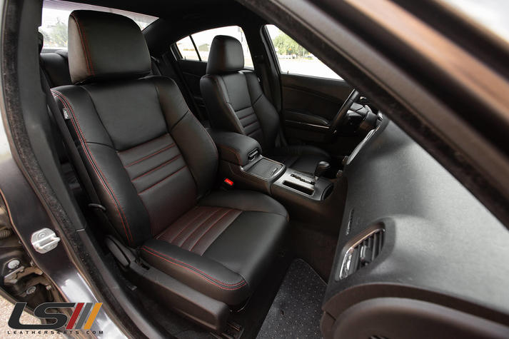 Dodge Suv List >> 2014 Dodge Charger Interior | LeatherSeats.com