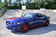 Ford Mustang GT - Driver Side Shot