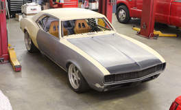 Banks Project Camaro