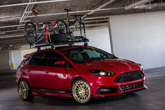2015 COBB Tuning Ford Focus ST - Indoor Photo Shoot