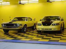 Shelby - Old and New