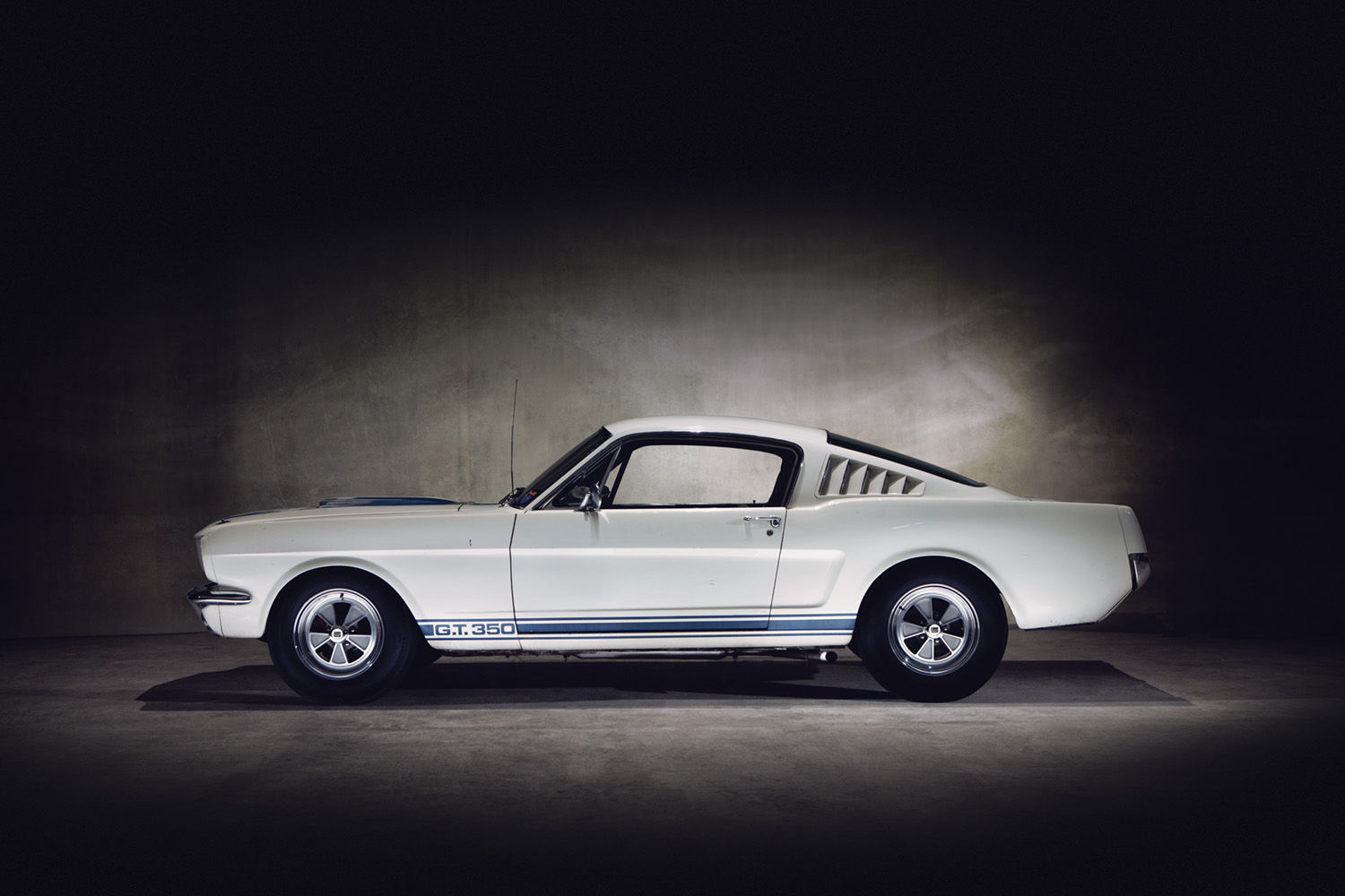 1965 Ford GT350 | 1965 GT350 Barn Find Side
