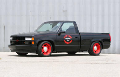 1990 Chevrolet C/K 1500 Series | Banks 'Rat Rod' Shop Truck - Photoshoot