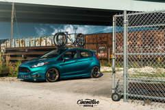 2015 Ford Fiesta ST by Cinemotive