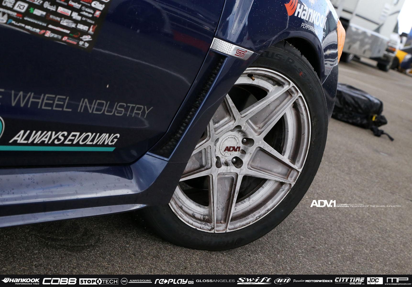 2015 Subaru WRX   SUBARU STI ADV5S REDLINE TIME ATTACK: ROUND 3 - CHUCKWALLA VALLEY RACEWAY - MAY 3