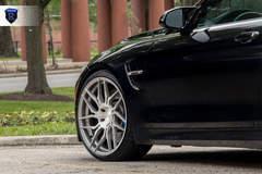 Black 3 Series - Front Wheel