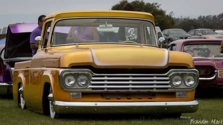1957-1960 Ford F100