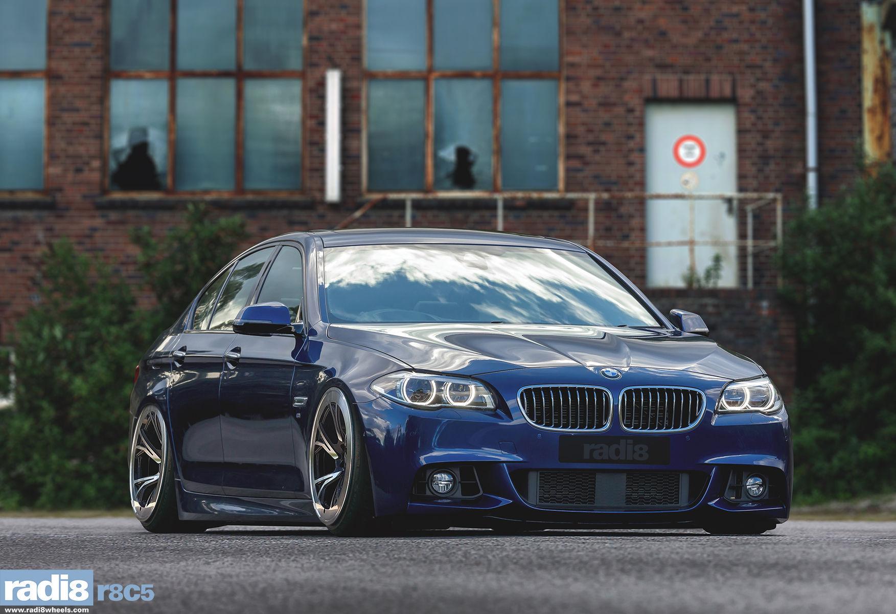 Radi8 R8C5 BMW 535i M sport