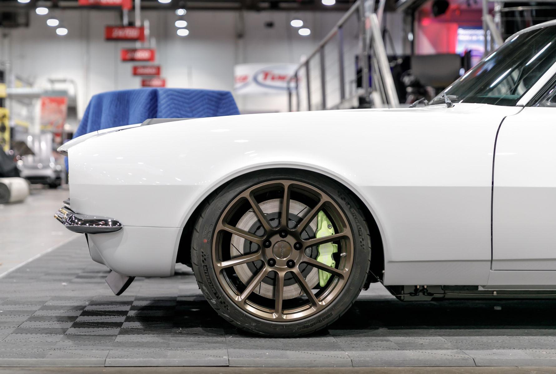 1967 Chevrolet Camaro | Ironworks Speed & Kustom