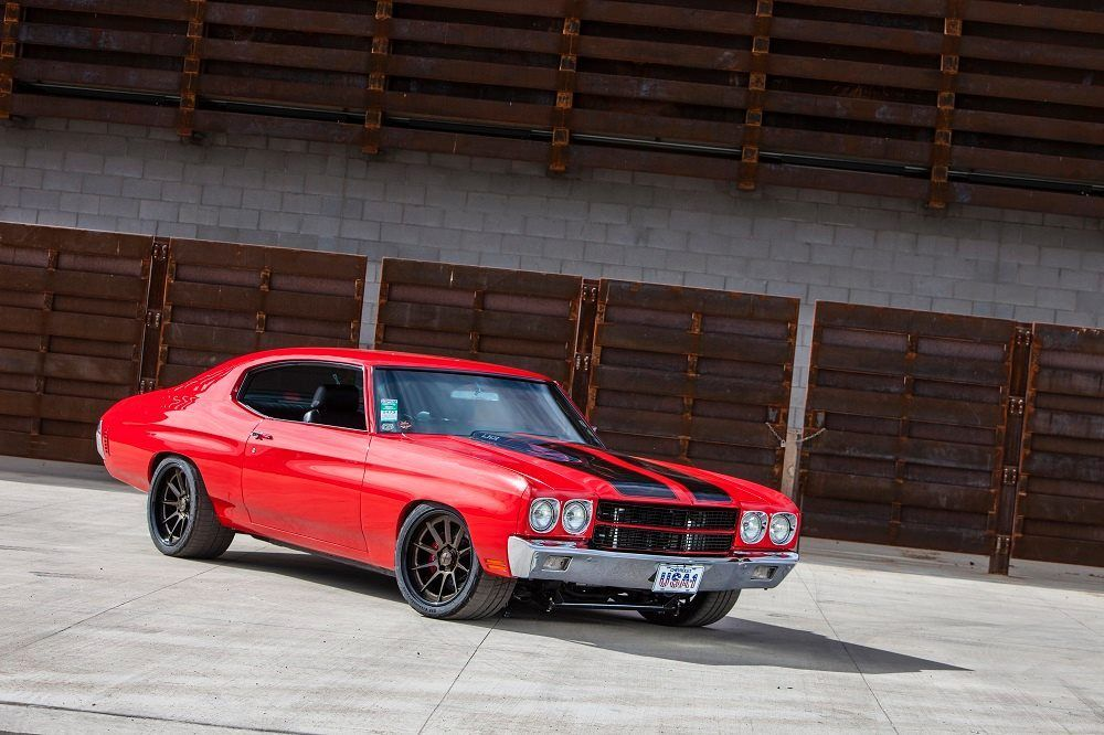 1970 Chevrolet Chevelle | Alan Miller's Pro-Touring 1970 Chevy Chevelle on Forgeline RB3C Wheels