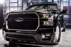 2016 Ford F-150 4x2 XLT SuperCrew by Hulst Customs - Aggressive Grille