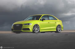 Audi S3 - Quantum44 S4