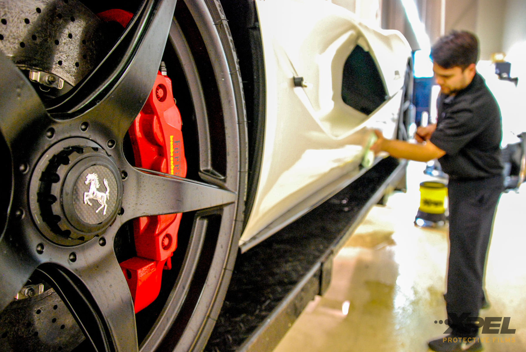 Ferrari LaFerrari | Ferrari's with XPEL ULTIMATE Installed!