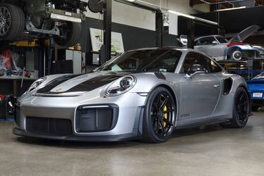 2019 Porsche 911 | BBi Autosport-Tuned 991 Porsche GT2 RS on Forgeline One Piece Forged Monoblock GE1R Wheels