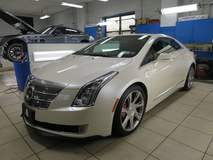 Detailing Dynamics protected this Cadillac ELR with XPEL ULTIMATE
