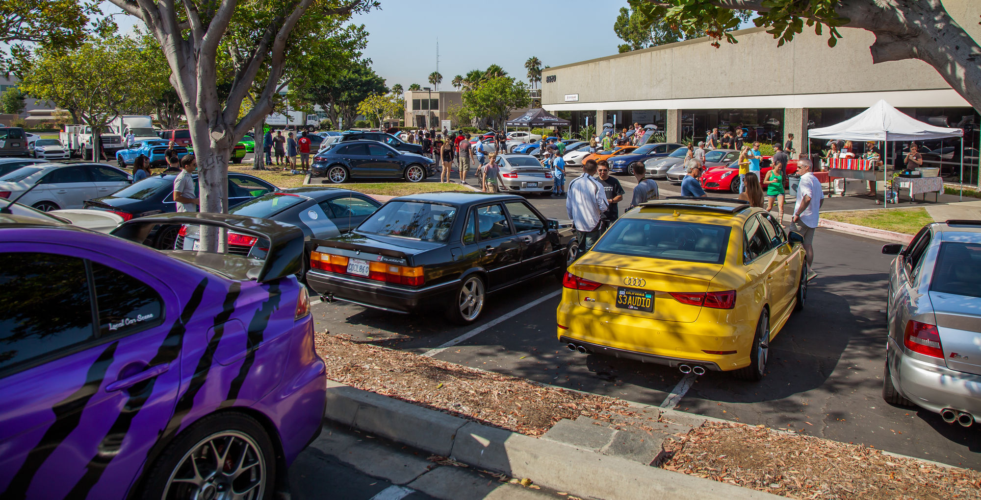 | San Diego Cars & Coffee July 16th, 2016