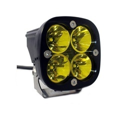 Baja Designs - Squadron LED, Driving Amber Lens