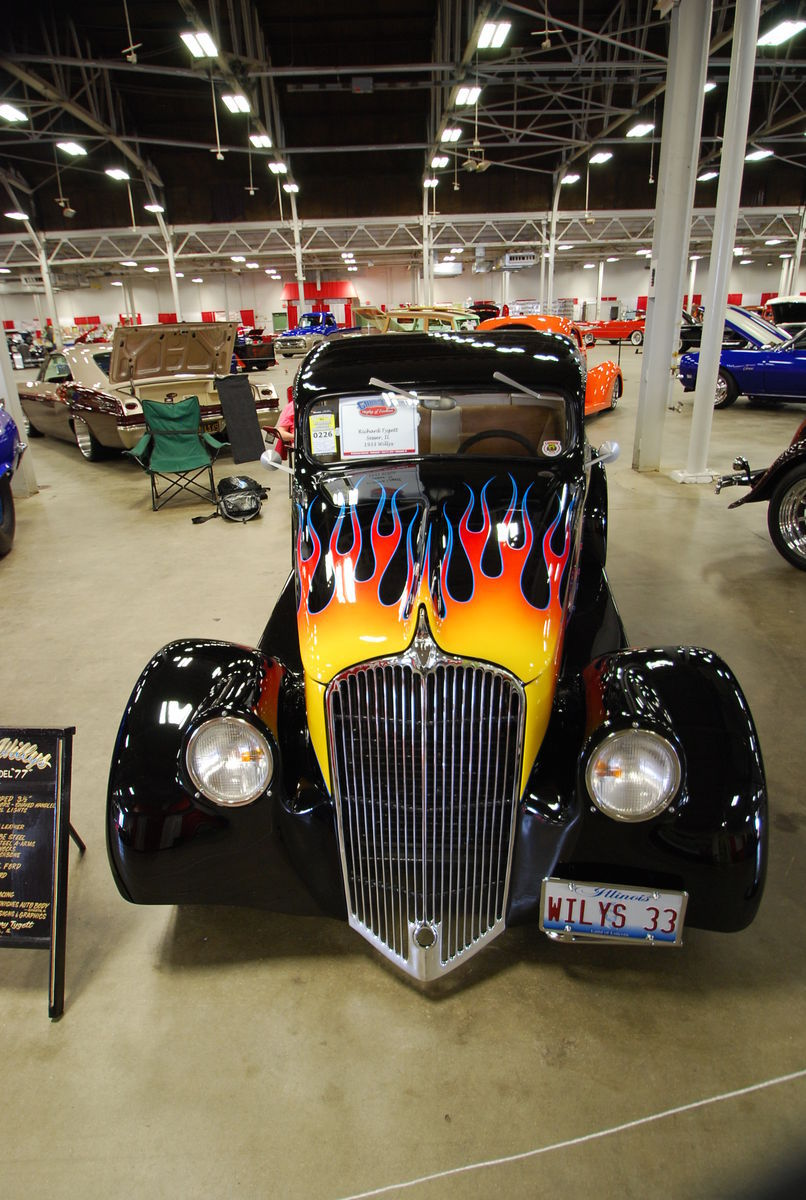 1932 Ford  | Flame Rod