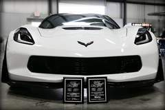 Bret Voelkel Wins 3S Challenge at the 2016 LS Fest in the RideTech C7 Corvette Z06 on Forgeline One Piece Forged Monoblock AR1 Wheels