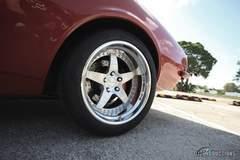 Camaro on Forgeline SO3 Wheels