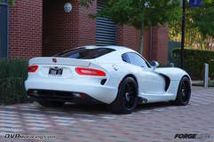 Nine Ball Garage Gen 5 Viper with Forgeline Flush-Loc Centerlock Conversion Kit and GZ3 Wheels