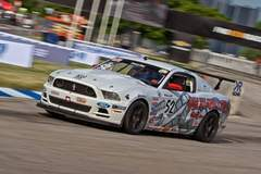 Dean Martin Wins Race 1 of Trans Am Motor City 100 on Forgeline One Piece Forged Monoblock GS1R Wheels