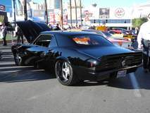 "Lenie Hamm's ""Foulplay"" '68 Firebird on Forgeline SO3P Wheels"