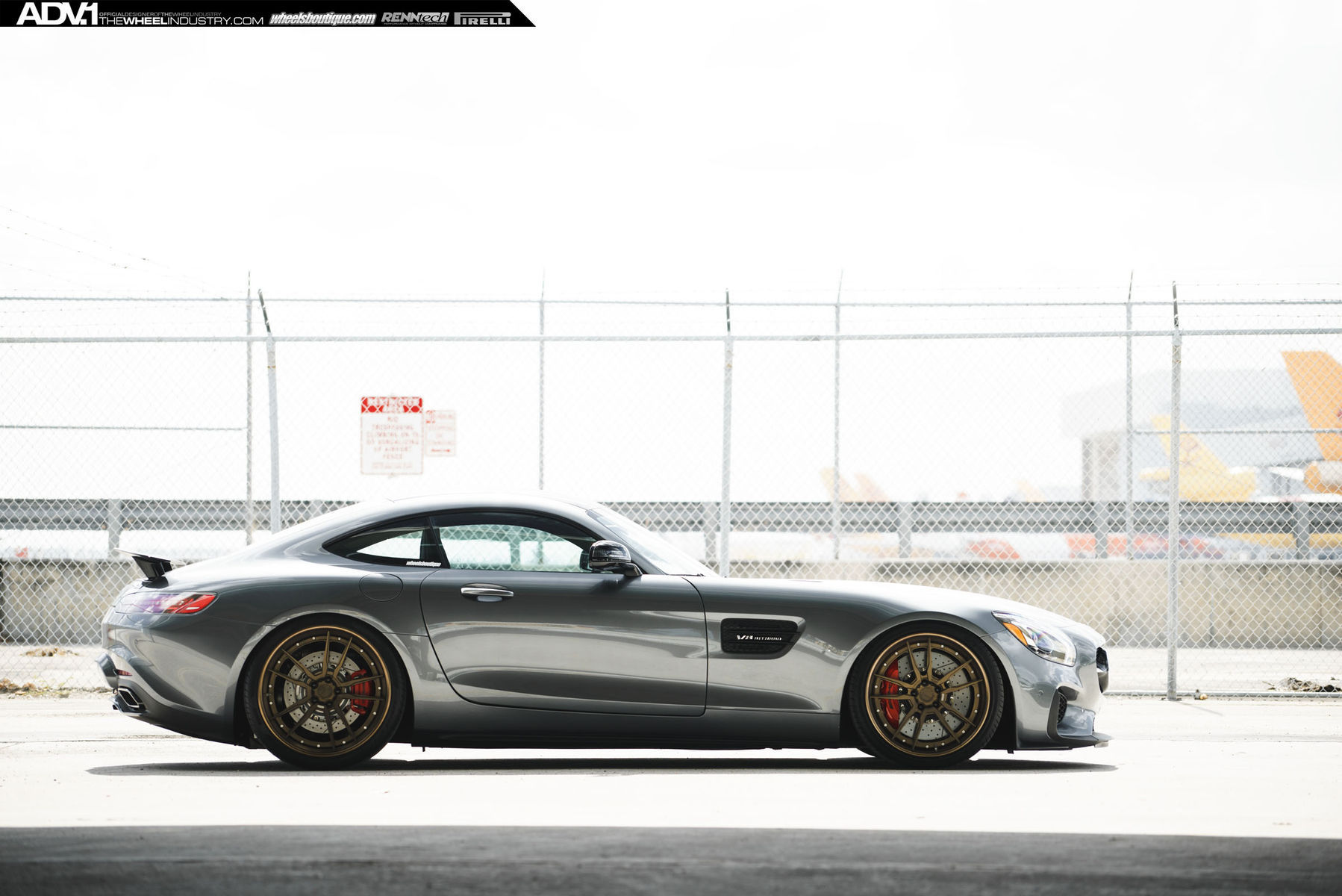 2016 Mercedes-Benz    ADV1 Mercedes AMG GT-S Edition 1