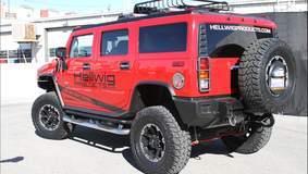 Boonie's Hummer