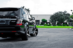 '13 Land Rover Range Rover on XO Miami's