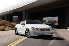 BMW 650i on Lexani LZ102's