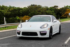 Porsche Panamera with XPEL STEALTH