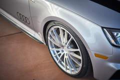 H&R 2017 Audi A4 - O.Z. Wheels