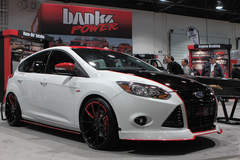 Banks Sidewinder 2012 Ford Focus