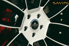 '14 Mercedes S63 on Savini Duoblock SV52's