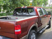 Ford F150 with Fuelbox combo FTC45