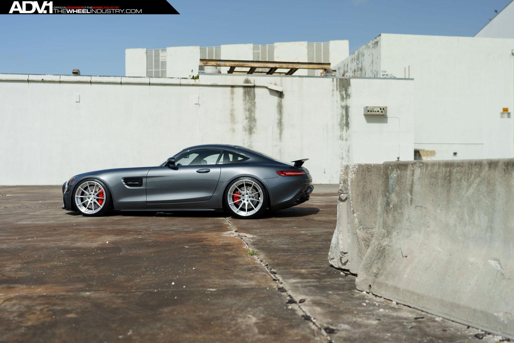 2015 Mercedes-Benz  | Mercedes AMG GTS Edition 1